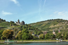 Rhine Valley, Germany Royalty Free Stock Image
