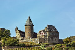 Rhine Valley, Germany royalty free stock photos