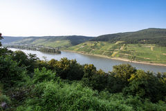 Rhine Valley Stock Photos
