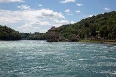 Rhinefall Stockfoto