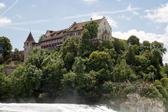 Rhinefall Stockfotografie
