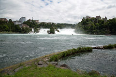 Rhinefall Stock Photography