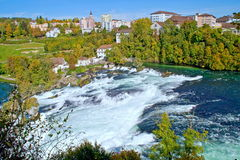 Rhinefall,Switzerland Stock Photo
