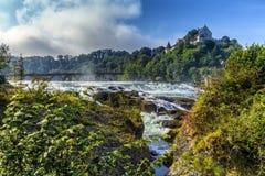 Rhinefalls, Switzerland Stock Images