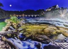 Rhinefalls, Switzerland Royalty Free Stock Image