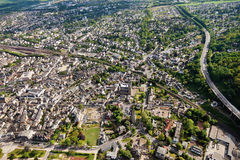Rhineland-Palatinate,Andernach,View of town Stock Photos
