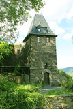 Rhineland Valley Tower Royalty Free Stock Photography