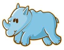 Rhino Royalty Free Stock Image