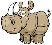 rhino stock de ilustración