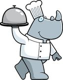 Rhino Chef Stock Photo