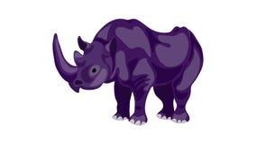 Rhino icon animation