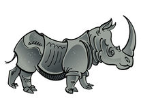 Rhinoceros Stock Images
