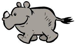 rhinoceros immagini stock libere da diritti