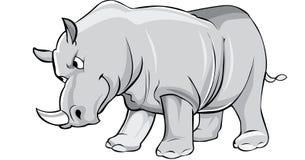 Rhinoceros Stock Image