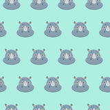 Rhinoceros pattern. Royalty Free Stock Photography