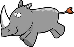 Rhinoceros Vector Stock Photos