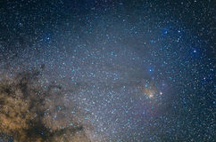 Rho Ophiuchus Cloud Royalty Free Stock Photography