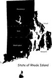 Rhode Island state Stock Images