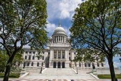 Rhode Island State Capilol Fotos de archivo libres de regalías