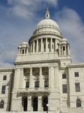 Rhode Island State Capitol. In Providence, RI Royalty Free Stock Photography