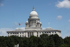 Rhode Island State House  Stock Photography