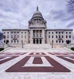 Rhode Island State House Photos libres de droits