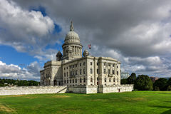 Rhode Island State House Royalty Free Stock Photos