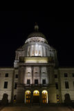 The Rhode Island State House is the capitol of the US state of Rhode Island Stock Images