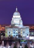 Rhode Island State House Royalty Free Stock Images