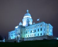 Rhode Island State House Stock Image
