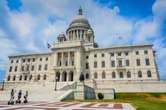 Rhode Island State House - providencia, RI fotografía de archivo