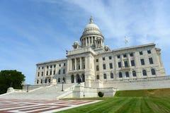Rhode Island State House, provvidenza, RI, U.S.A. Immagini Stock