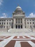 Rhode - wyspa stanu dom, opatrzność, RI zdjęcia royalty free