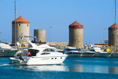 Rhodes Royalty Free Stock Photography