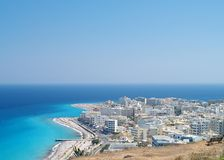 Rhodes Royalty Free Stock Images