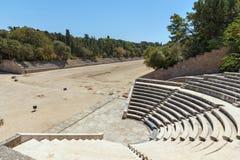 Rhodes antyka amfiteatr Obraz Royalty Free