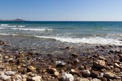 Rhodes Beach Image libre de droits
