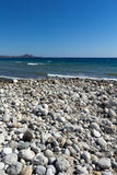 Rhodes Beach Royaltyfria Bilder