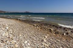 Rhodes Beach Photo libre de droits