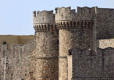 Rhodes en Grèce Photographie stock libre de droits