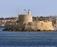 Rhodes en Grèce Image stock