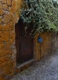 Rhodes gammal stad Royaltyfria Foton