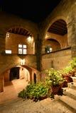 Rhodes gammal stad Arkivbild