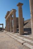 Rhodes Grèce Image libre de droits