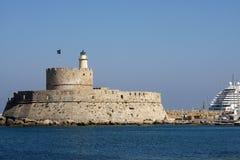 Rhodes, Greece Royalty Free Stock Photo