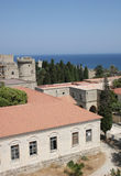Rhodes in Greece Stock Photography