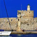 Rhodes, Greece Stock Images