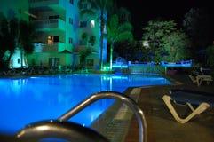 Rhodes hotell Grekland Arkivfoton