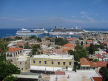 Rhodes Island Greece Royalty Free Stock Photo