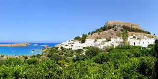 Rhodes island Stock Images